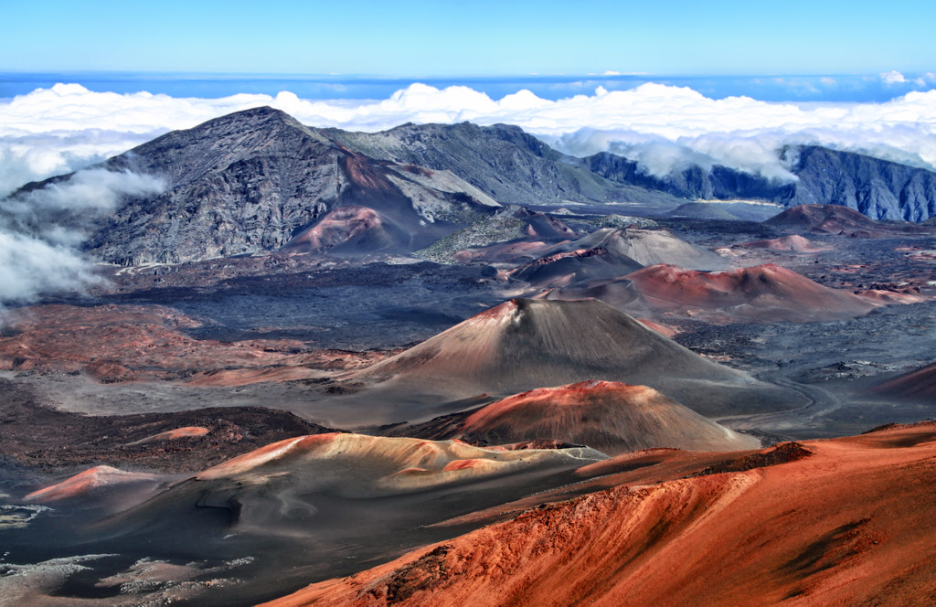 Haleakalā National Park,
