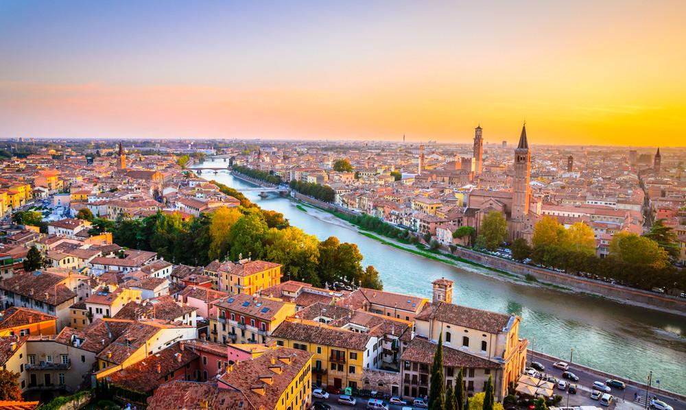 Verona, Italy. Olena Z / Shutterstock.com