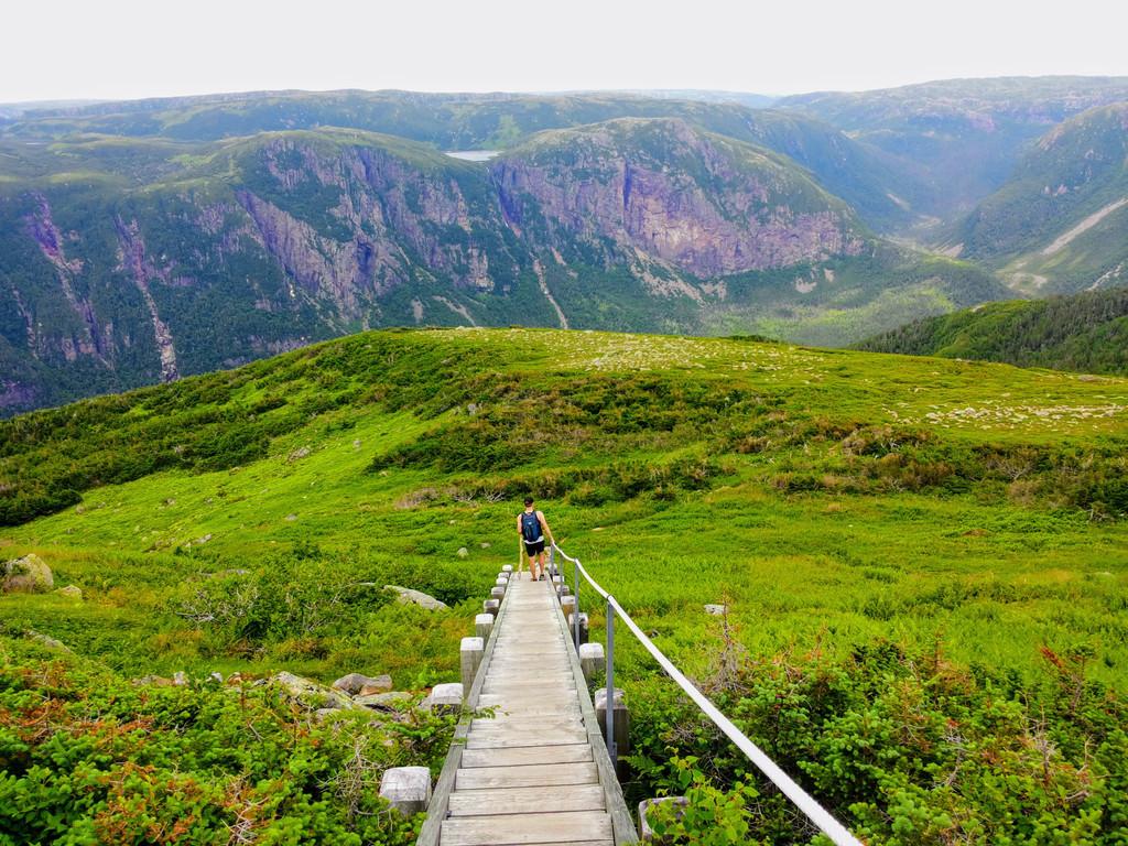Gros Morne National Park Of Canada,