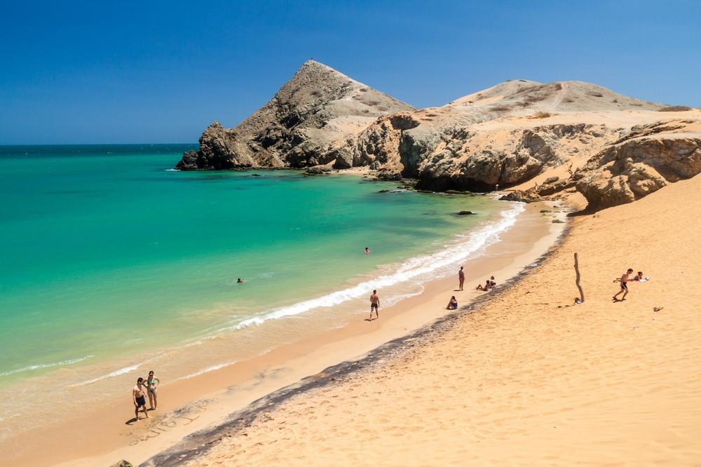 Cabo de la Vela, Colombia. Matyas Rehak / Shutterstock.com