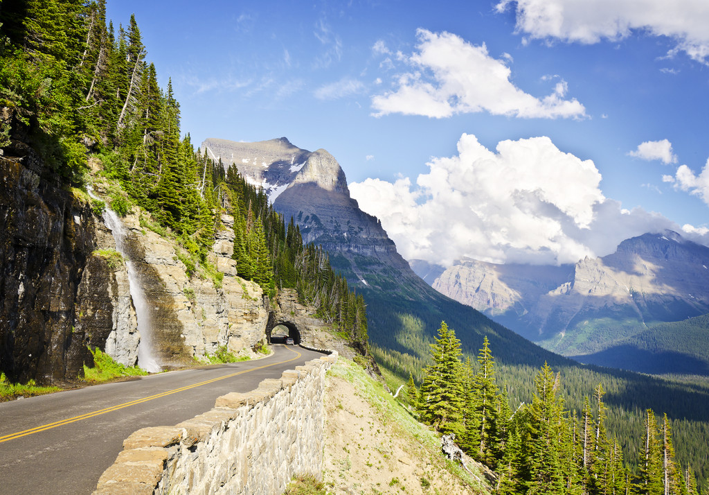 Going-to-the-Sun Road,