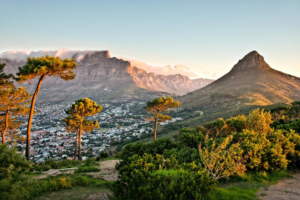Lion's Head, Cape Town