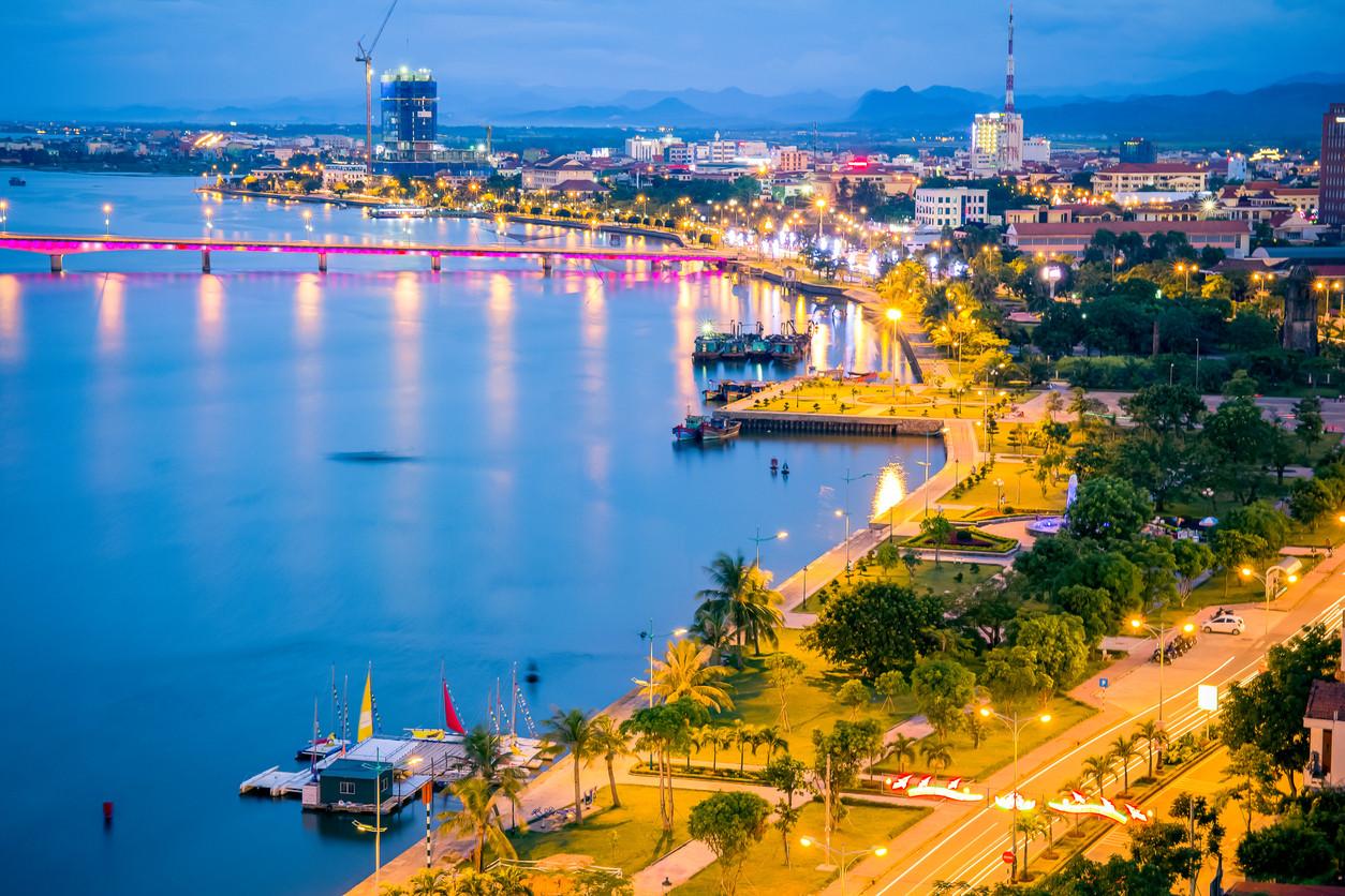 Dong Hoi, Vietnam.