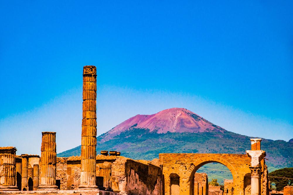 Pompei, Italy.