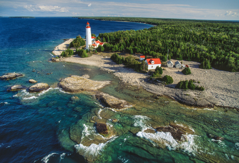 Bruce Peninsula, Ontario, Canada