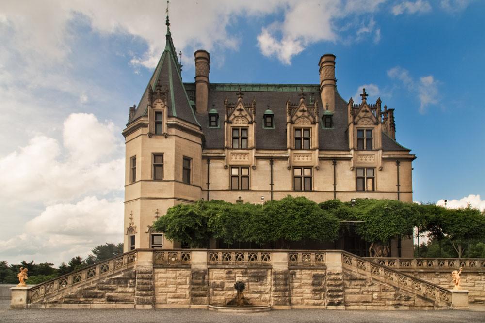 The Biltmore Estate, Asheville, North Carolina.