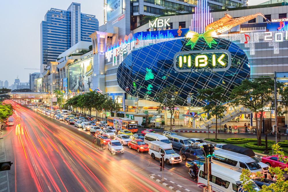 MBK center, Bankok, Thailand. Panya7/Shutterstock.com