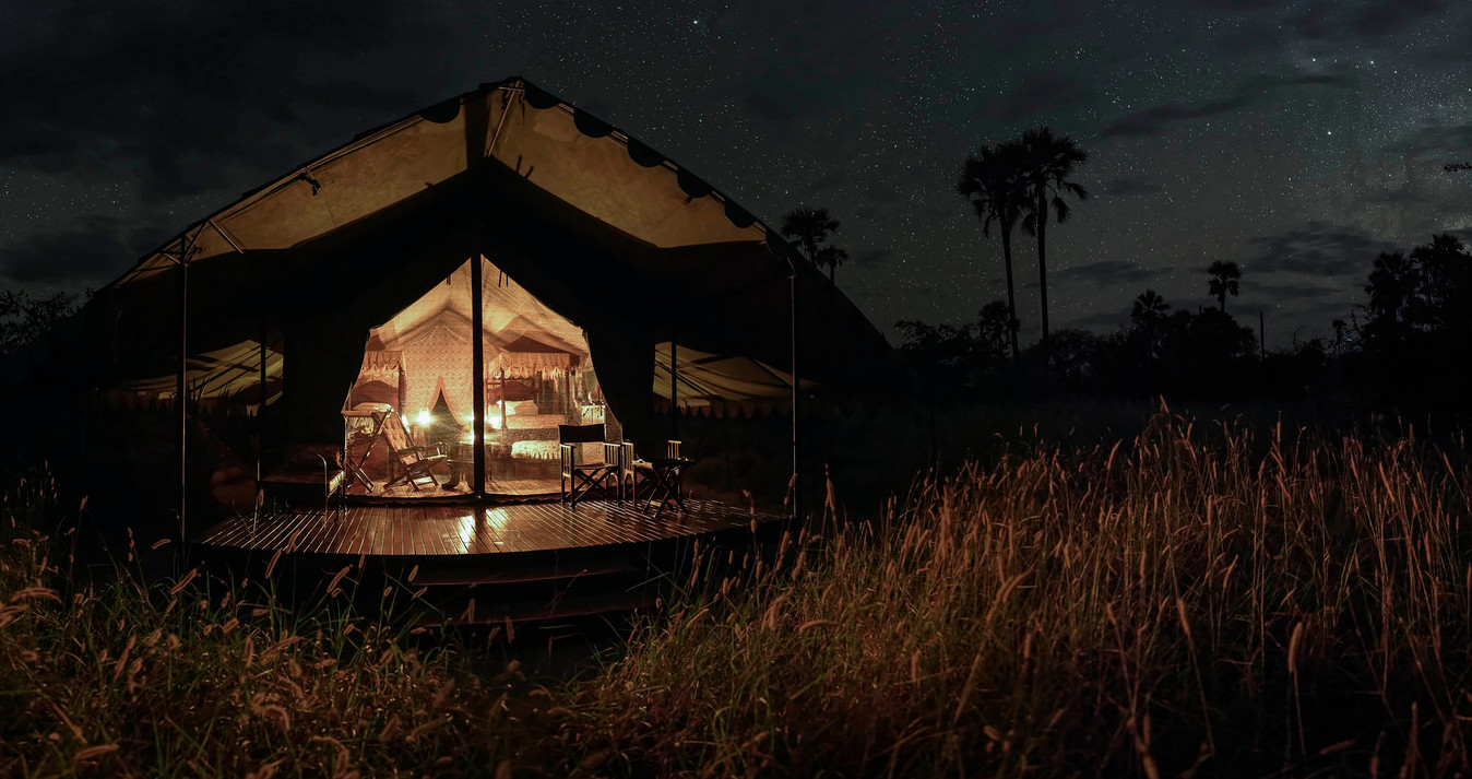 Jack's Camp, Botswana. Photo by Chris Mitchell