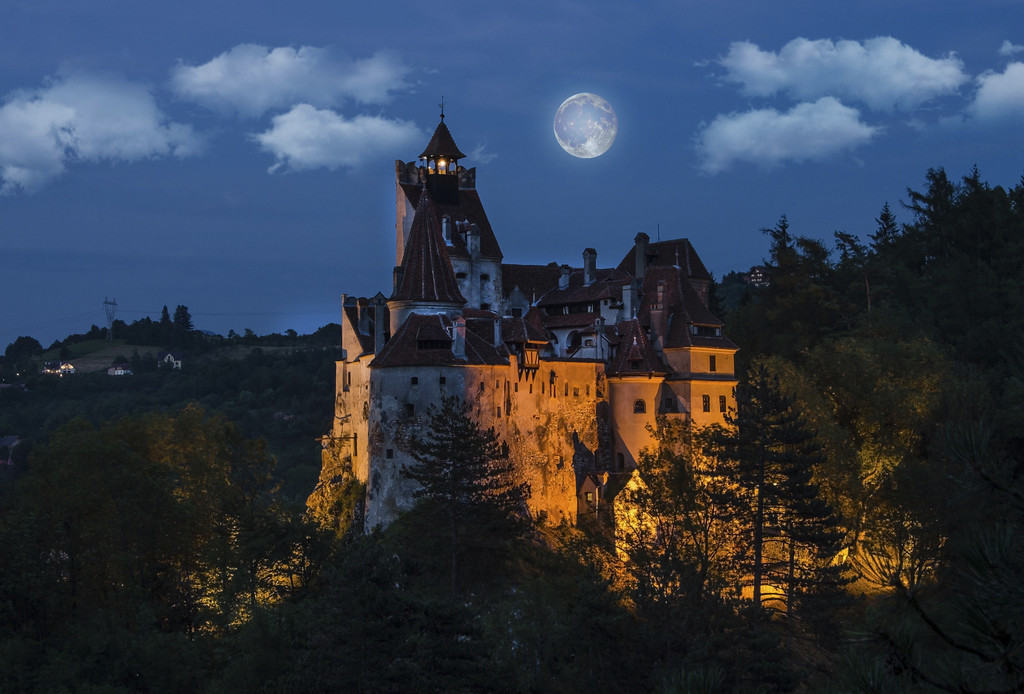Bran Castle, Bran