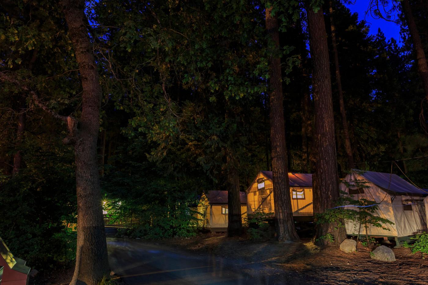 Half Dome Village, Yosemite Valley
