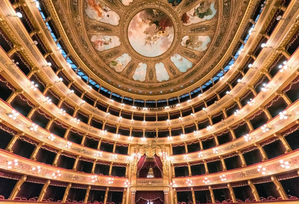 Massimo Theater, Palermo