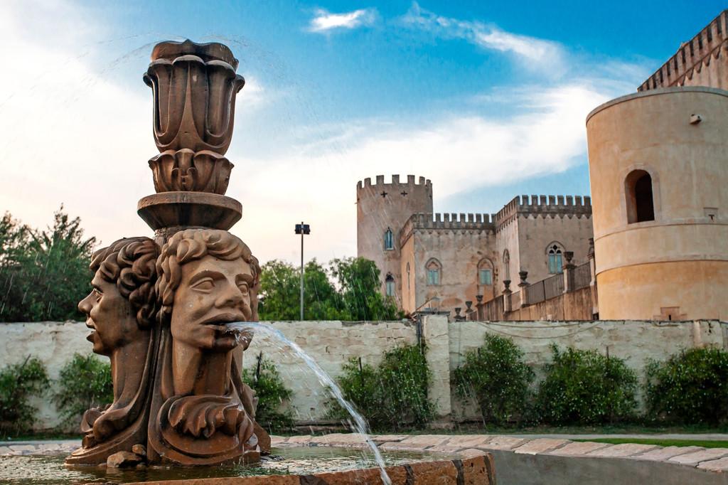 Donnafugata Castle, Ragusa