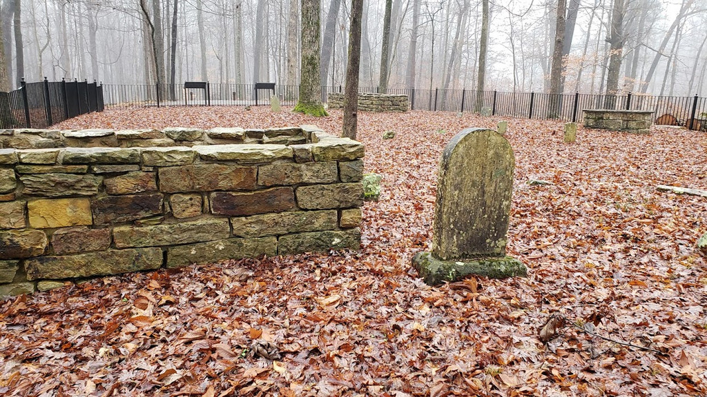 Old Guides Cemetery, Mammoth Cave