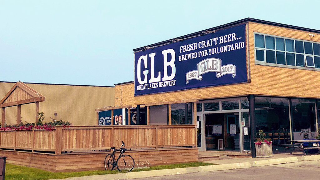 Great Lakes Brewery, Toronto