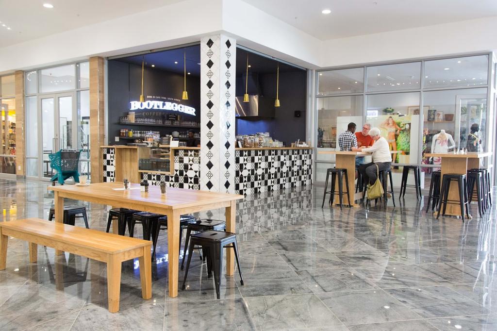 Bootlegger Coffee Company, Cape Town