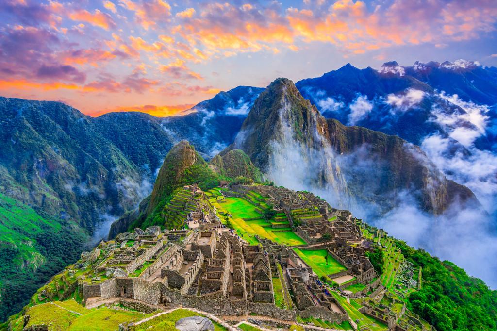 Machu Picchu, Cercado de Lima