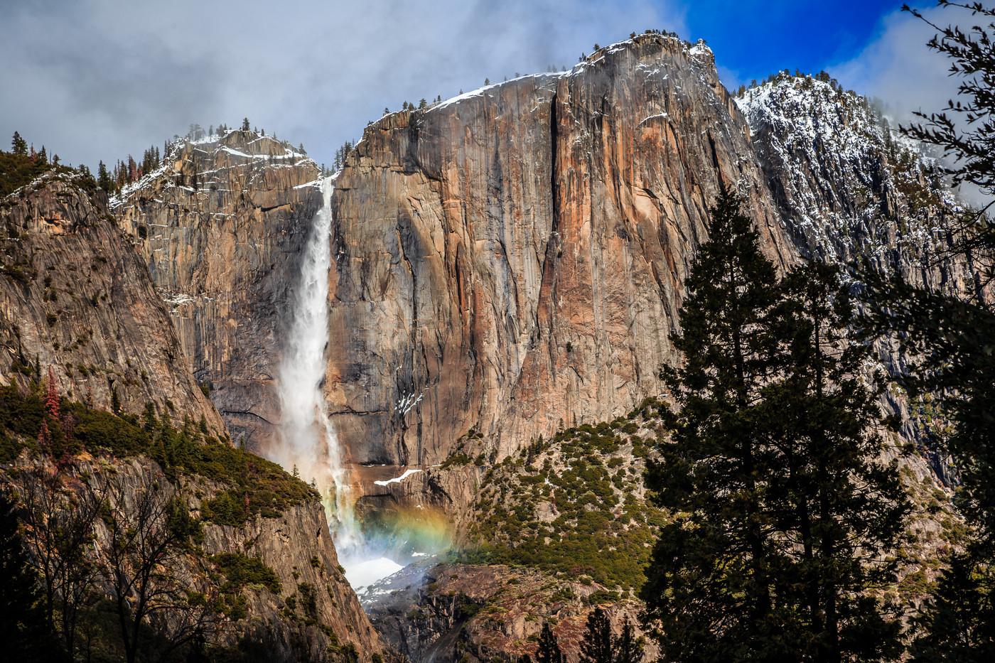 Yosemite Falls, Yosemite Falls