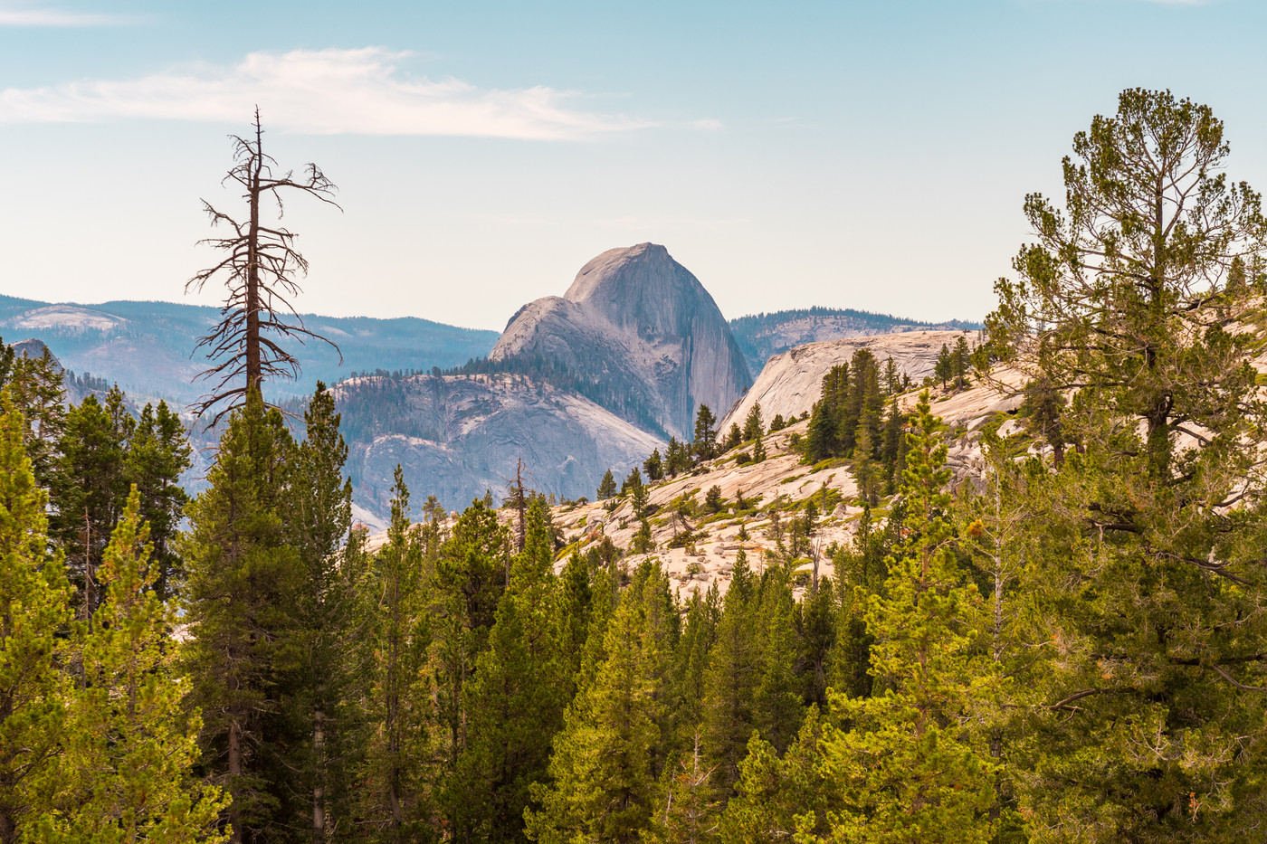 Olmsted Point, Yosemite Valley