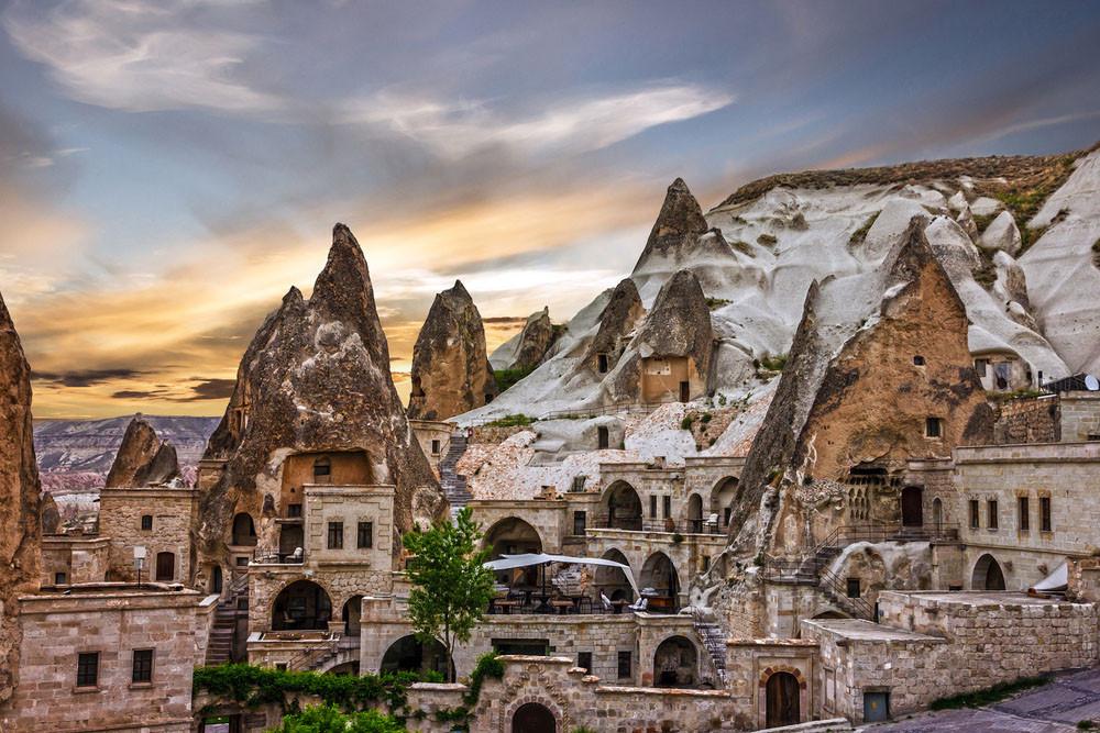 Göreme Open Air Museum, Göreme, Cappadocia, Turkey.