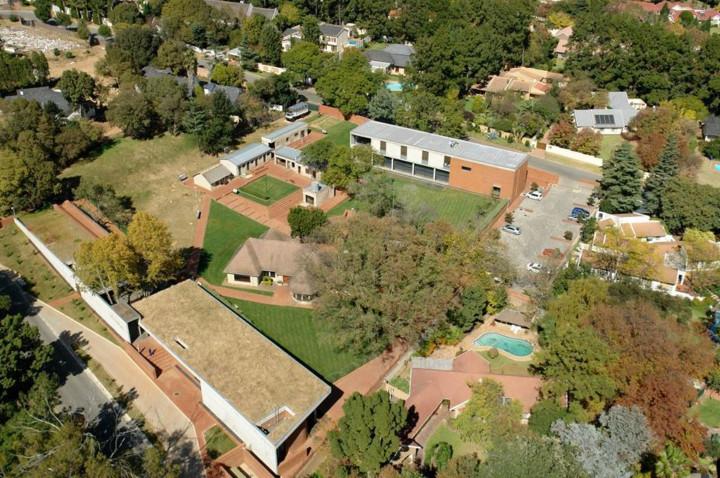 Liliesleaf Farm, Johannesburg, South Africa. Credit: Liliesleaf