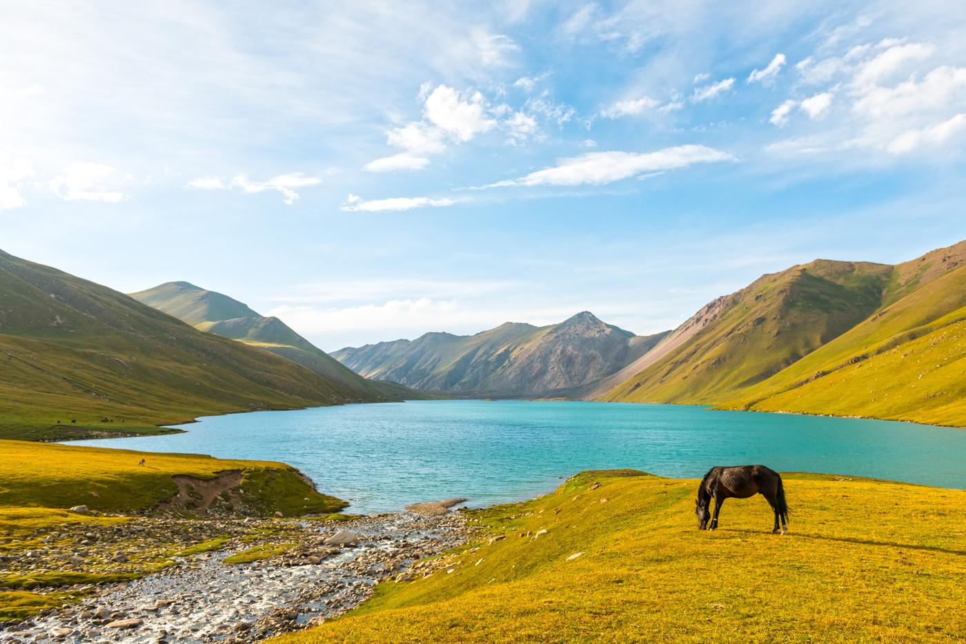 Lake Kol-Ukok,Kyrgyzstan