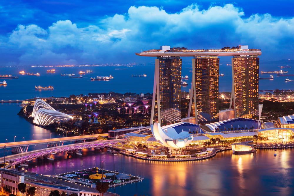 Singapore, Malaysia.