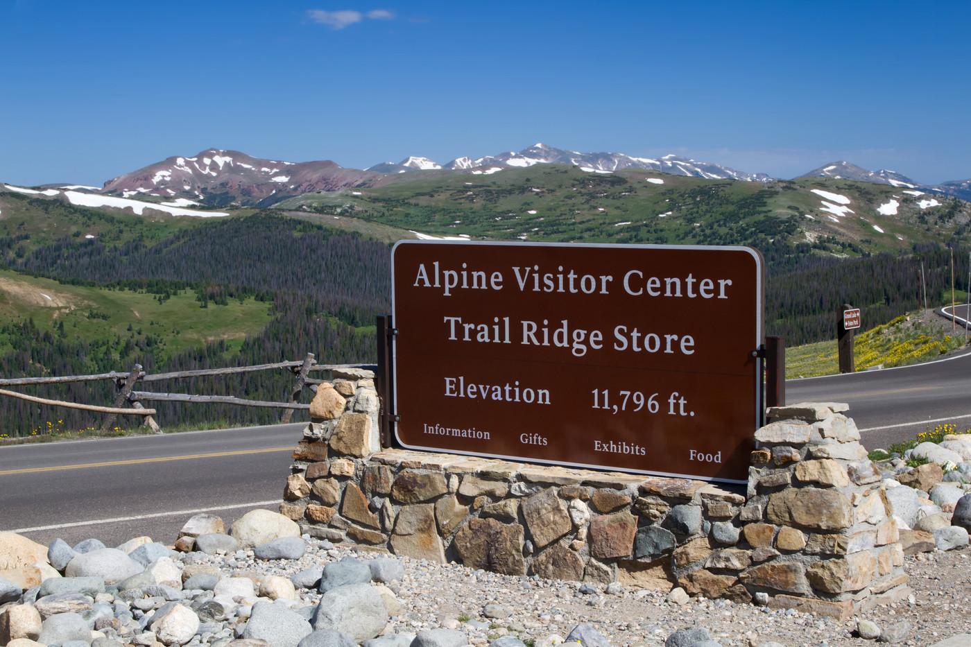 Alpine Visitor Center, Grand Lake