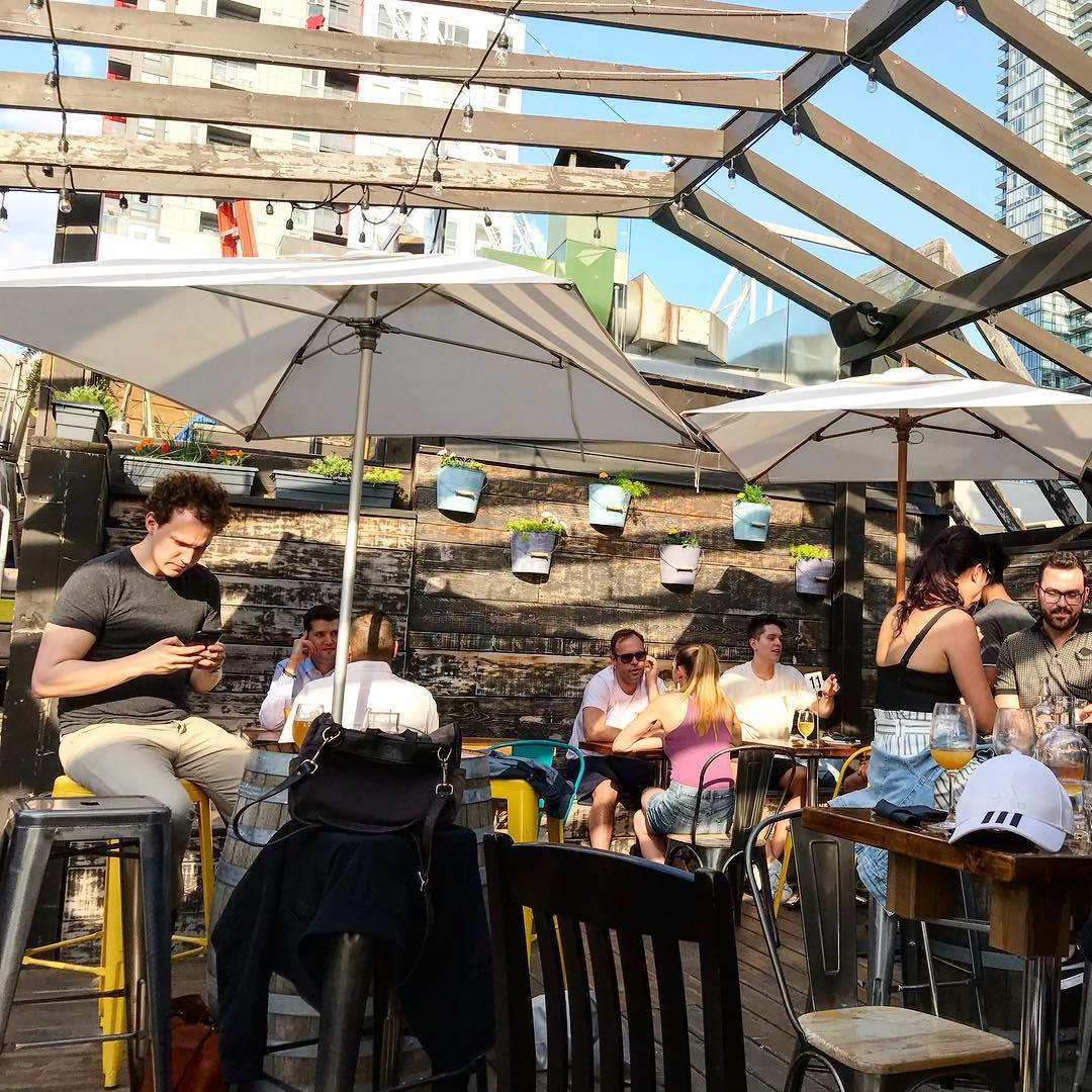Bar Hop Brewco Toronto, Toronto, Ontario, Canada. instagram.com/mikix10
