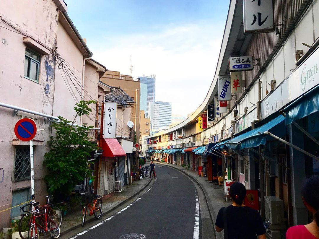 Harmonica Alley, Kichijoji, Tokyo, Japan. instagram.com/japandemonium