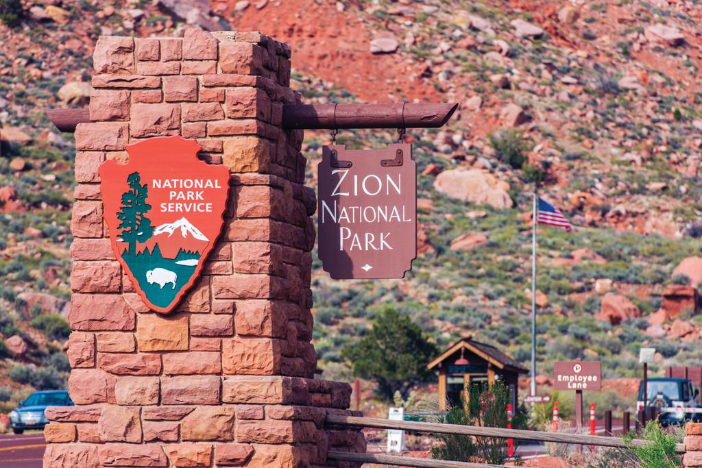Zion National Park,