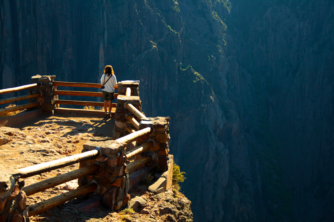 Black Canyon of the Gunnison National Park,