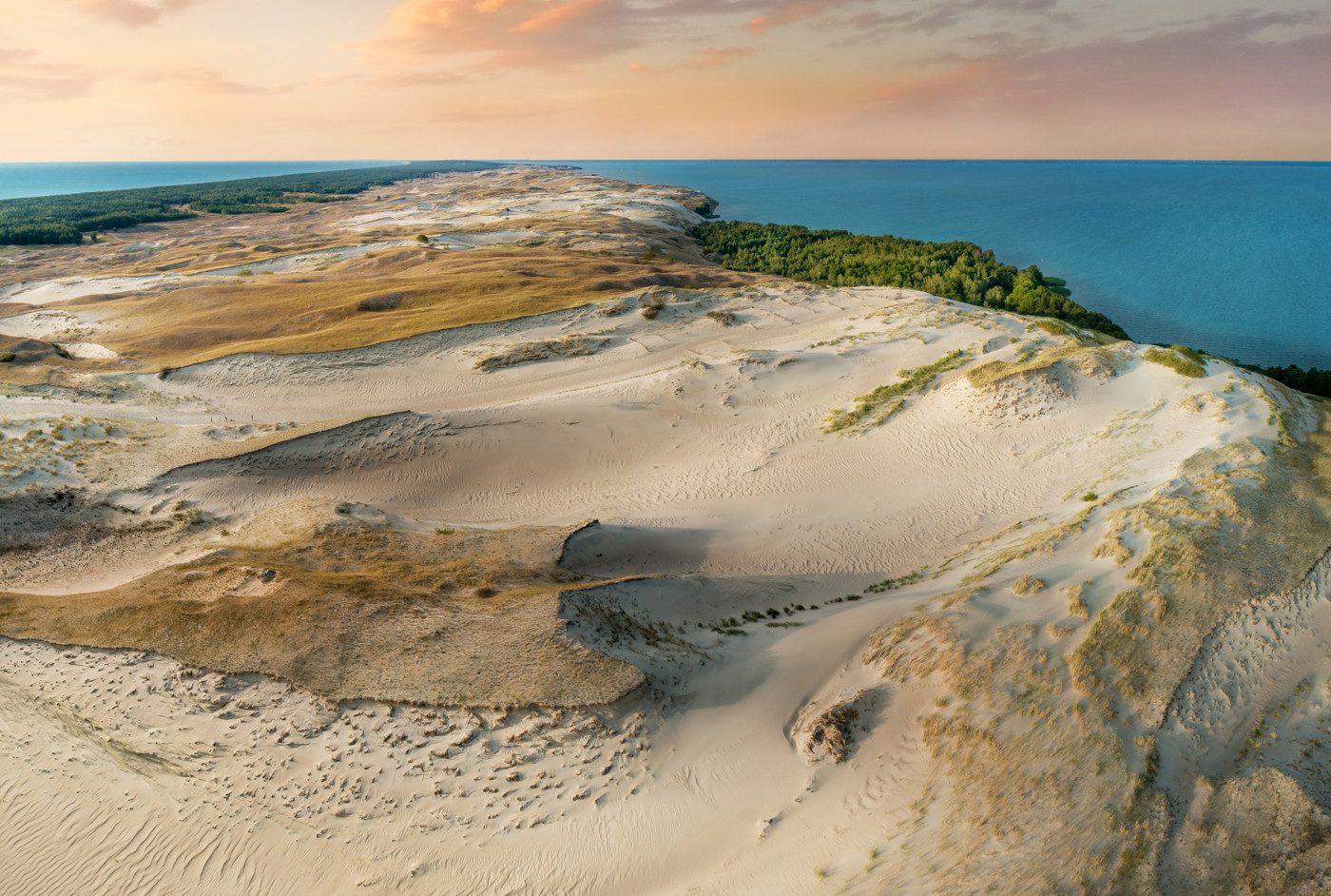 Curonian Spit National Park, Nida