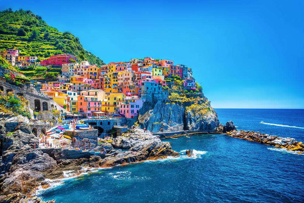 Cinque Terre, Liguria,Italy.