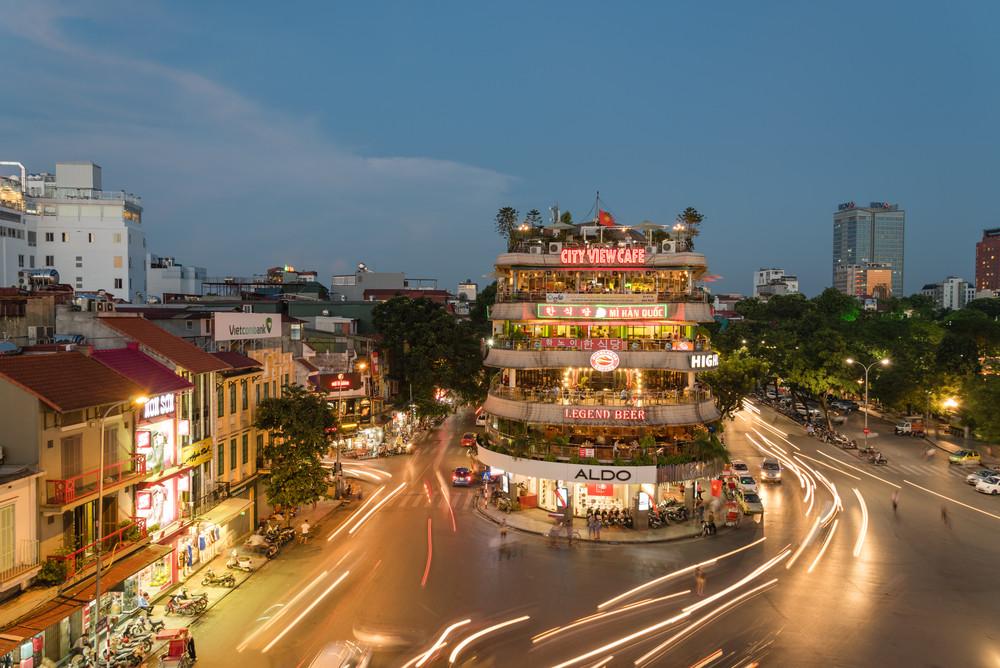 Beer Corner, Hanoi, Vietnam. Trong Nguyen/Shutterstock.com