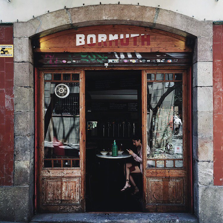 Bormuth, Barcelona, Spain. instagram.com/gregbirman