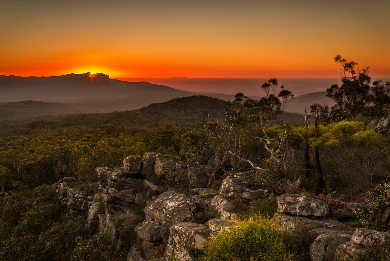Grampians National Park, Australia.