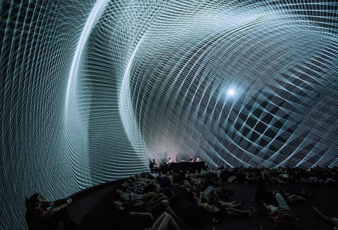 The Satosphere, Montréal, Quebec, Canada. instagram.com/cloncurator