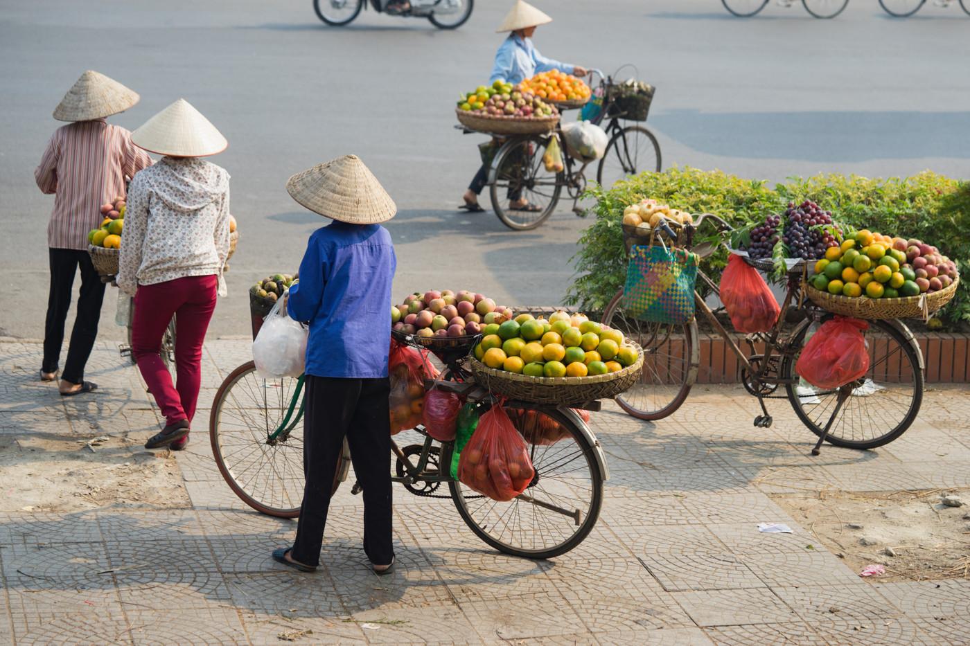 Old Quarter, Hà Nội