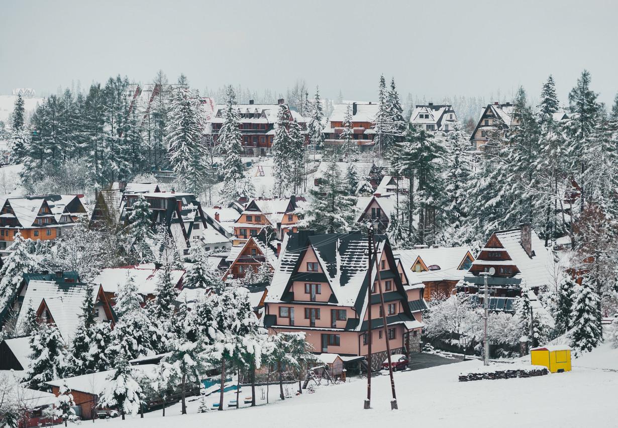 Zakopane, Poland.