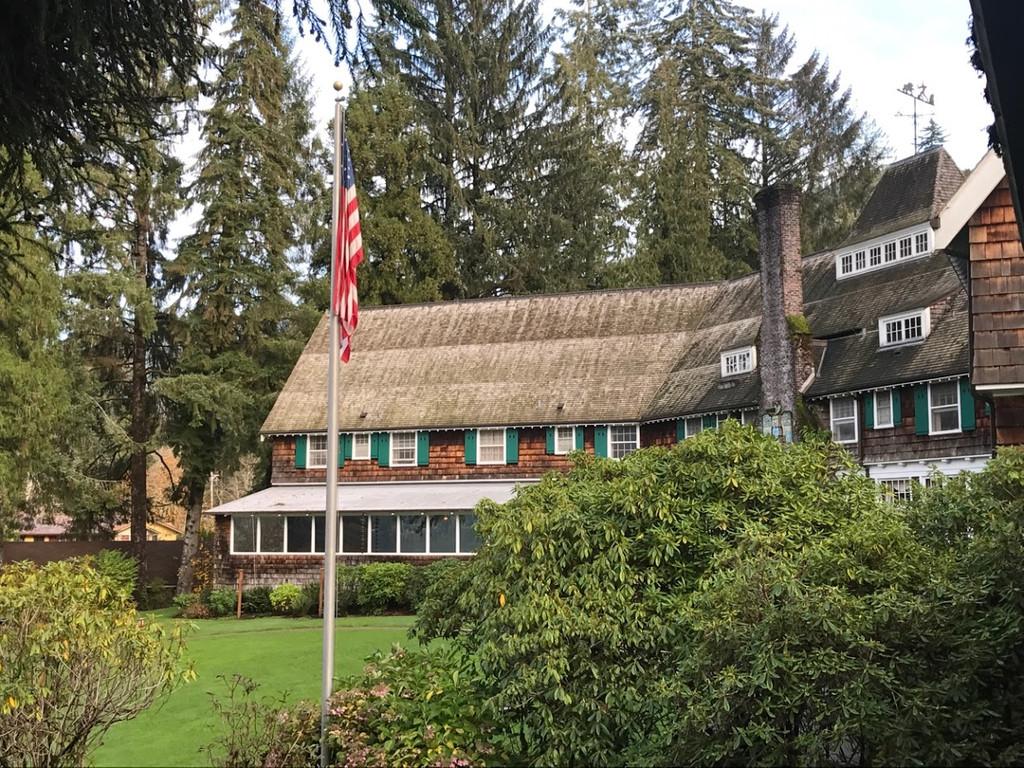 Lake Quinault Lodge, Quinault