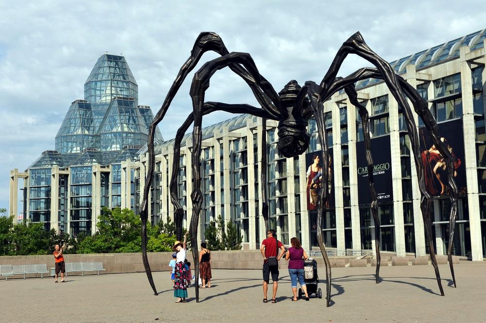 National Gallery of Canada, Ottawa, Canada. Paul McKinnon/Shutterstock.com
