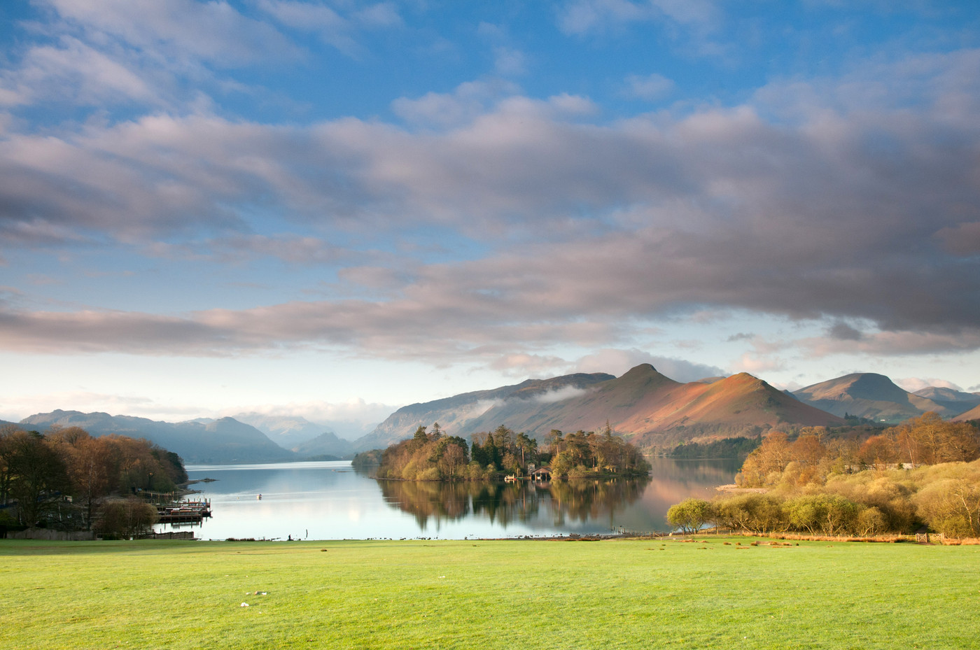 Lake District National Park,